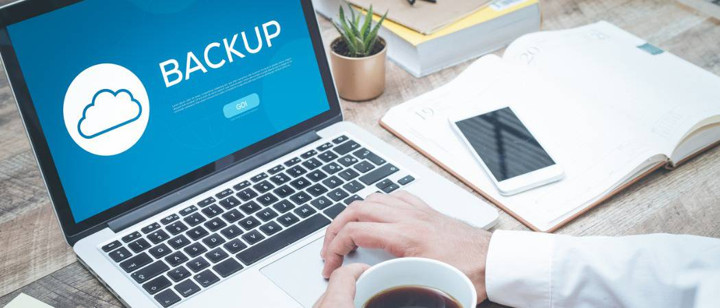 Backup & Data Recovery Solutions