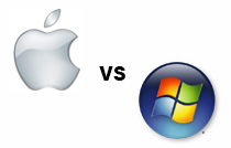 Apple vs Microsoft Albury Wodonga